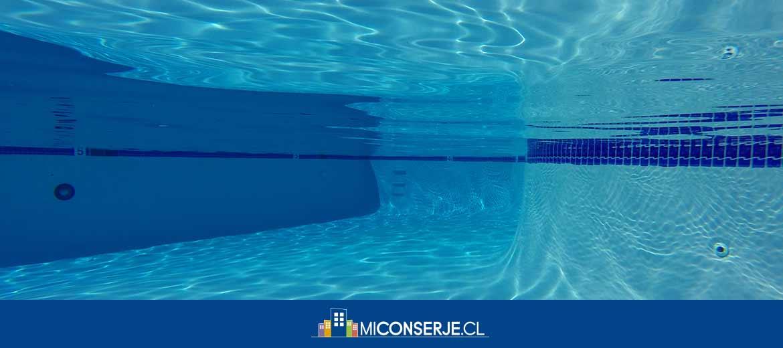 piscinas de edificios